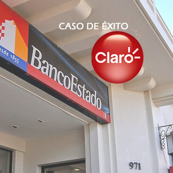 Claro Chile - Banco Estado